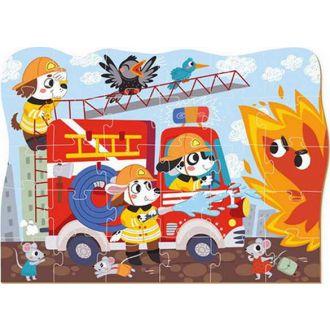 DODO puzzle ήρωες πυροσβέστες 30τμχ.