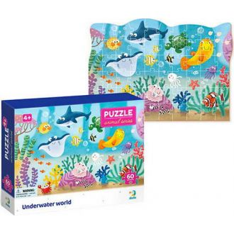 DODO puzzle ζωάκια του βυθού 60τμχ.