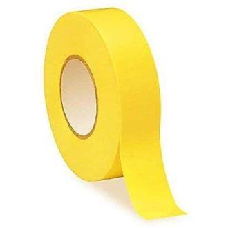 Logo Μονωτική ταινία 19mmX20mm Κίτρινη