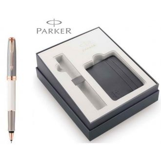 Parker Στυλό Sonnet Great Expectations Grey Pearl Rollerball Pen
