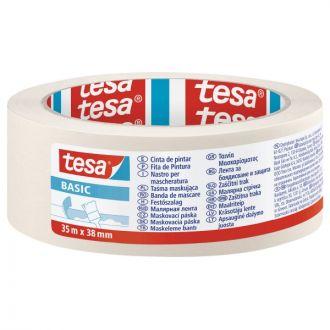Tesa Basic Χαρτοταινία 38mm x 35m