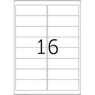 HERMA αυτοκόλλητες ετικέτες 99 x 33 100Φ No 4267