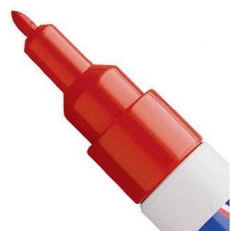 edding 400 Ανεξίτηλος μαρκαδόρος 1mm κόκκινο (002)
