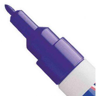 edding 400 Ανεξίτηλος μαρκαδόρος 1mm βιολετί (008)