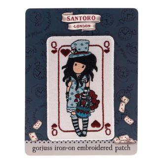 Santoro Gorjuss Patches (533GJD01)