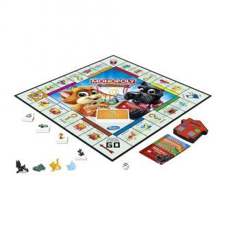 Hasbro Monopoly Junior Ηλεκτρονική Τράπεζα E1842