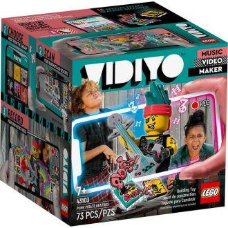 Lego 43103 Vidiyo: Punk Pirate BeatBox