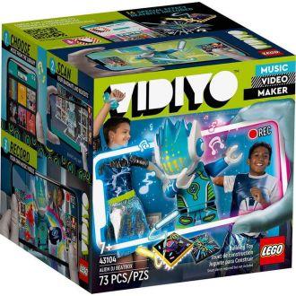 Lego 43104 Vidiyo: Alien DJ BeatBox