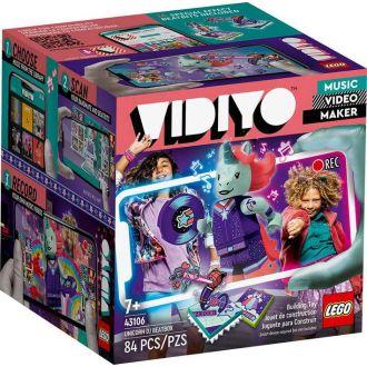 Lego 43106 Vidiyo: Unicorn DJ BeatBox