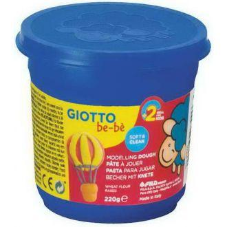 Giotto bebe πλαστό ζυμαράκι 220gr Μπλε (000463009)
