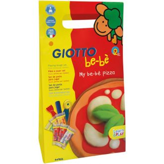 Giotto Be-be Σετ πλαστελίνη Pizza (468400)