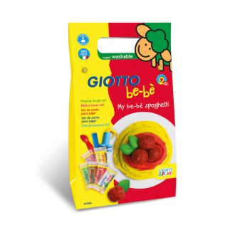 Giotto Be-be Σετ πλαστελίνη Spagetti (0468700)