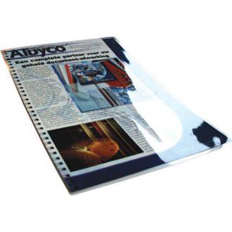 ALBYCO Δίφυλλο πλαστικοποίησης 303x426mm A3 80micron LS380100 διάφανο 100τεμ