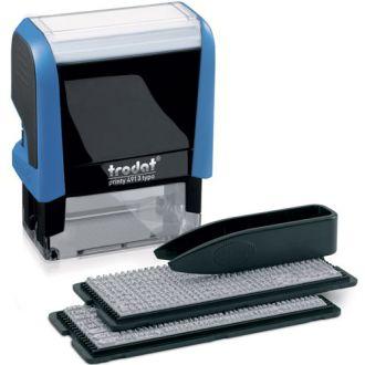 Trodat Σφραγίδα Printy 4913 (64x26mm) Αυτοκατασκευαζόμενη 5 σειρών