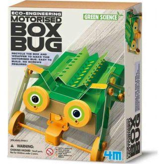 4Μ μηχανικό κουτί έντομο 3388