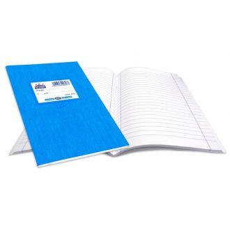 Skag Τετράδιο Super Διεθνές χρωματιστό 17x25 50Φ Γαλάζιο 226073
