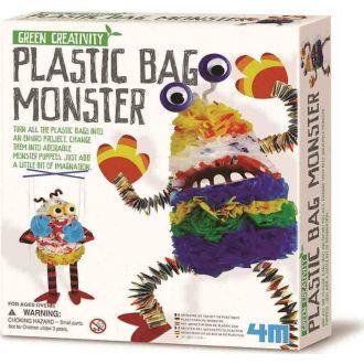 4M plastic bag monster 4580