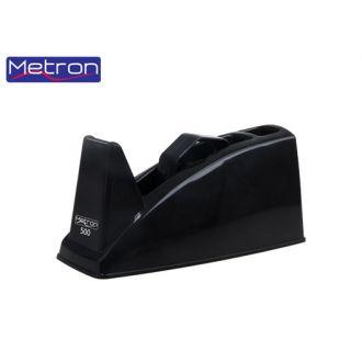Metron Βάση σελοτεϊπ 500 μεγάλη με μολυβοθήκη (21.8cm)