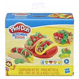 Hasbro Play-Doh Foodie favorites  819-66860