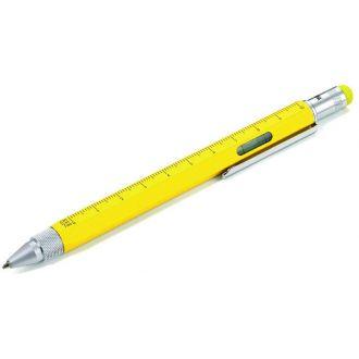 Troika Construction Pen Yellow PIP20/YE