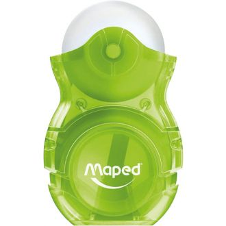 Maped Γόμα & ξύστρα Loopy Duo 049111