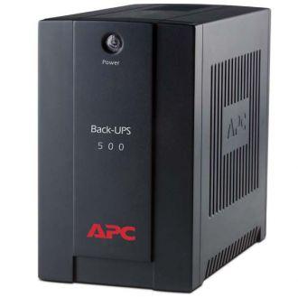 UPS APC Back-UPS BX 500VA, AVR, IEC