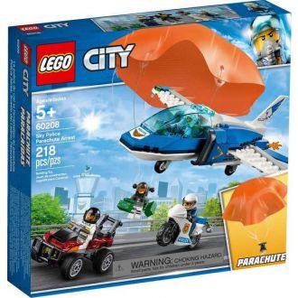 Lego: Sky police parachute arrest (60208)