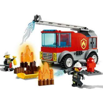 Lego 60280 City: Πυροσβεστικό Φορτηγό με Σκάλα