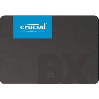 "Crucial Εσωτερικός σκληρός δίσκος SSD 120GB BX500  SATA  2.5"""