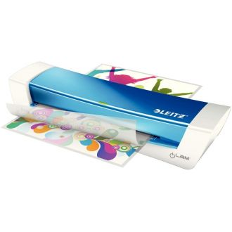 LEITZ laminator iLAM home office A4 Blue
