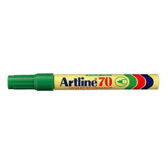 Artline 70 Μαρκαδόρος ανεξίτηλος 1.5mm Πράσινο