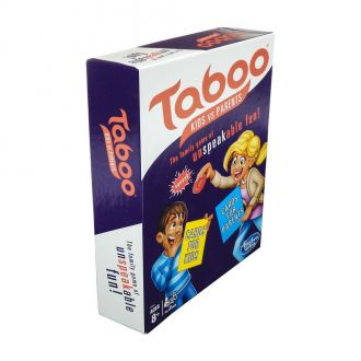 Hasbro Taboo Παιδιά εναντίων Μεγάλων 819-49410