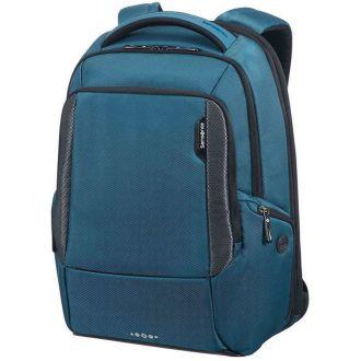 Samsonite Σακίδιο Laptop 15.6'' Cityscape Blue (66227-41D01103)