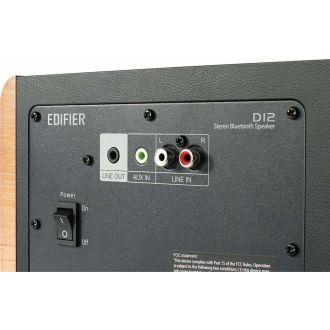 Edifier bluetooth Speaker D12 Brown