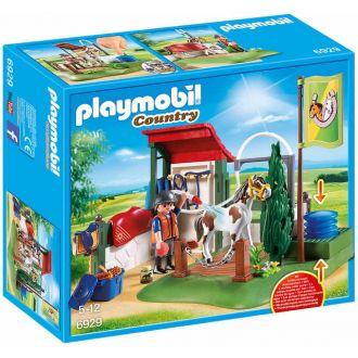 Playmobil 6929 Σταθμός περιποίησης αλόγων