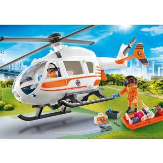 Playmobil 70048 Ελικόπτερο διάσωσης