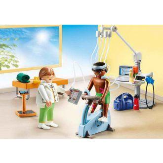 Playmobil 70195 Κέντρο φυσιοθεραπείας