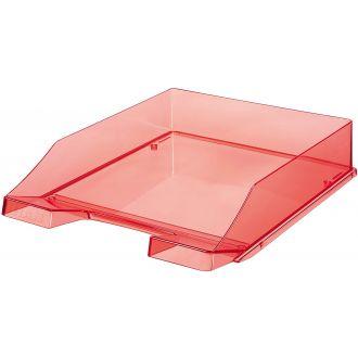 HAN Δίσκος γραφείου Klassik Διάφανο κόκκινο (1026-Χ-29)