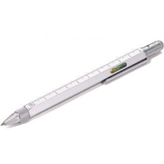 Troika Construction Pen Silver PIP20/SI