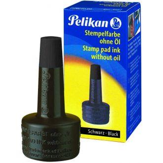 Pelikan Υγρό μελάνι σφραγίδων Μαύρο