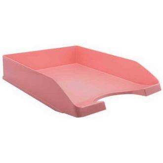 Metron Δίσκος γραφείου πλαστικός Παστέλ Ροζ 745.088755