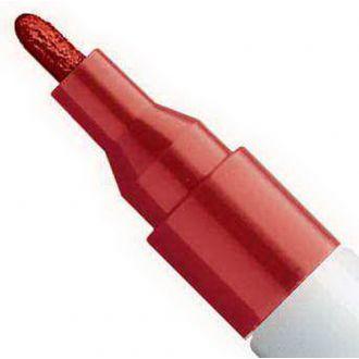 edding 751 Μαρκαδόρος λαδιού Κόκκινο