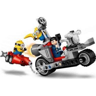Lego - Lego Minions Unstoppable Bike Chase (75549)