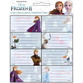 GIM ετικέτες τετραδίου 16pcs. Frozen  771-81246
