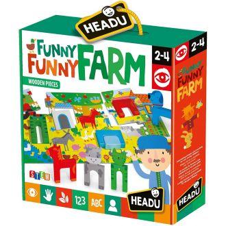 Headu Funny funny farm 22304
