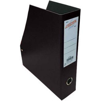 Leizer αρχειοθήκη Fiber 28x32x8 εκ. KF-2 Μαύρο
