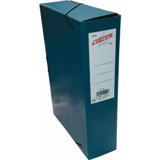 Leizer κουτί λάστιχο fiber 25X35 ράχη 8 εκ. Μπλε (822.208L)