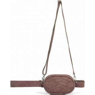 Polo Waist Bag Lady Τσαντάκι Μέσης Ώμου Pink 9-08-011-48