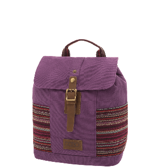 Polo Σακίδιο πλάτης Canvas Lady Μώβ 907152-61