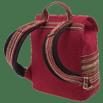 Polo Σακίδιο πλάτης Canvas Lady Κόκκινο 907152-62